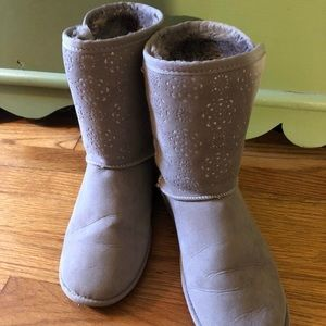 Rampage Snowflake Boots - Size 7